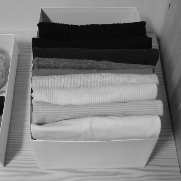armadio impacchettare