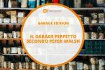organizzare il garage