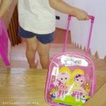 preparare la valigia coi bambini