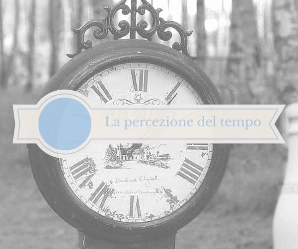 percezione tempo
