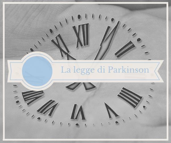 legge di parkinson(1)