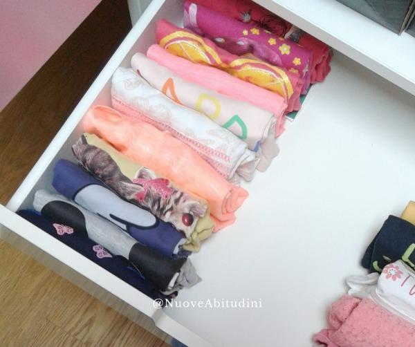 magliette cassetto