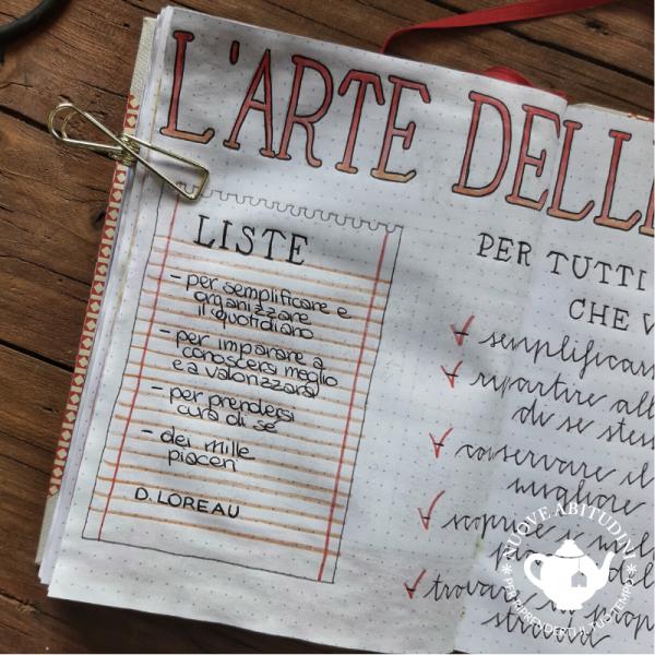 l'arte delle liste(1)